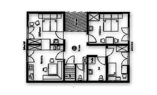 Layout Apartment III